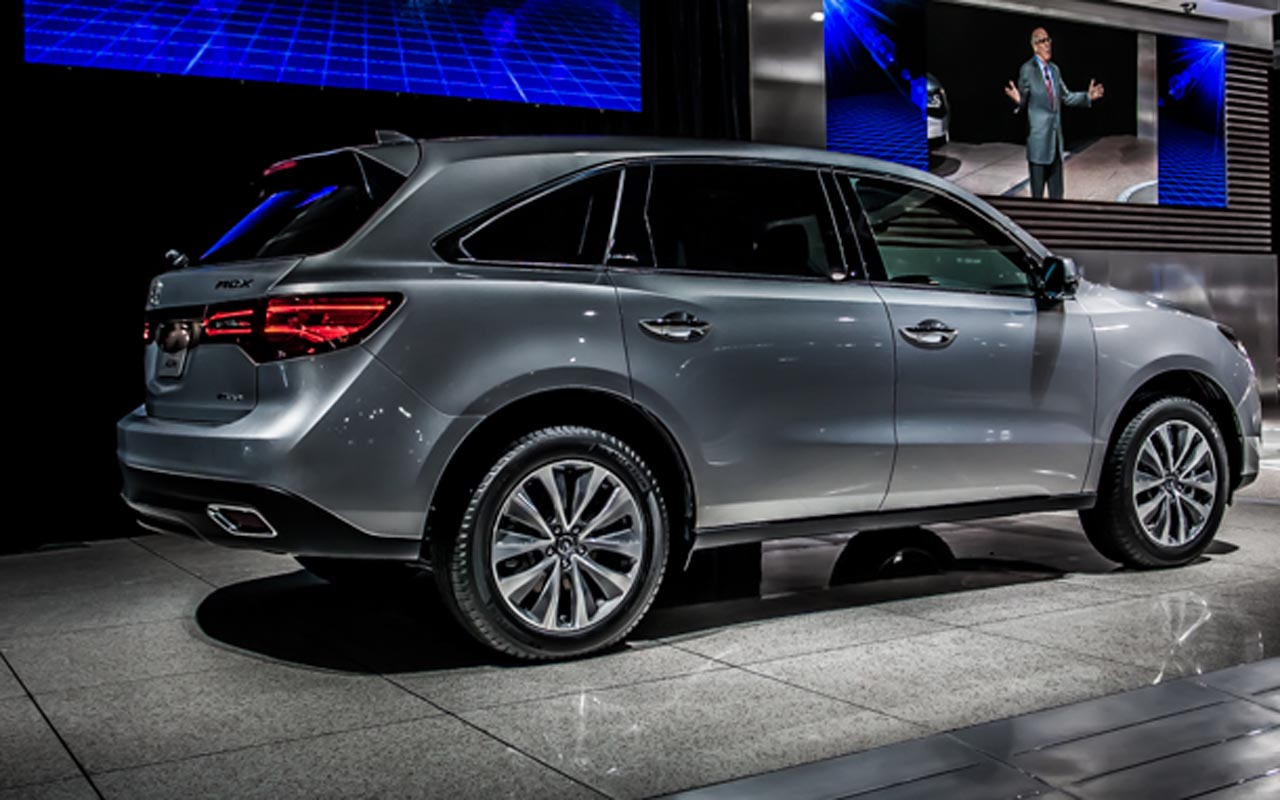 Acura MDX Direct Motor Group - Acura mdx prices